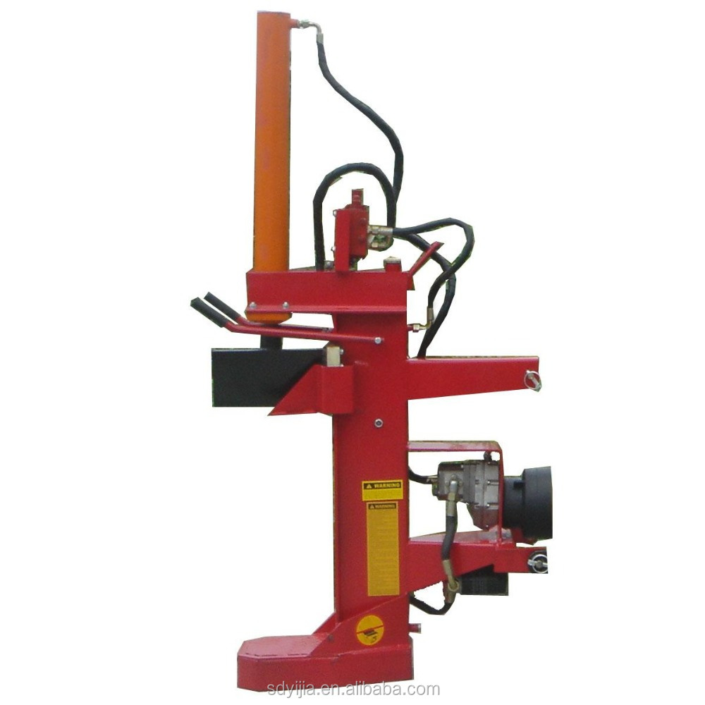 Factory directly sale CE certificated good quality log splitter processor