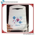 LDPE Plastic Disposable Bibs with Crumb Catcher
