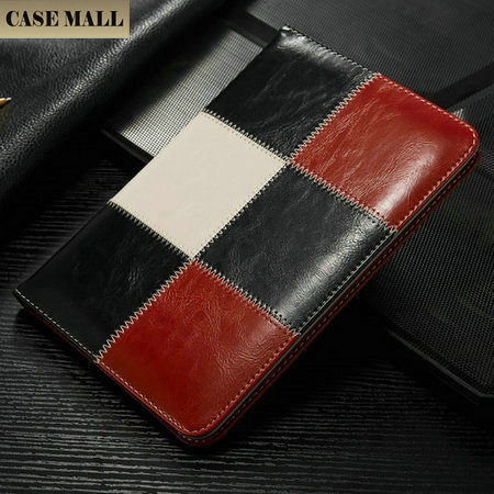 New arrival Leather Case For iPad mini with arm band