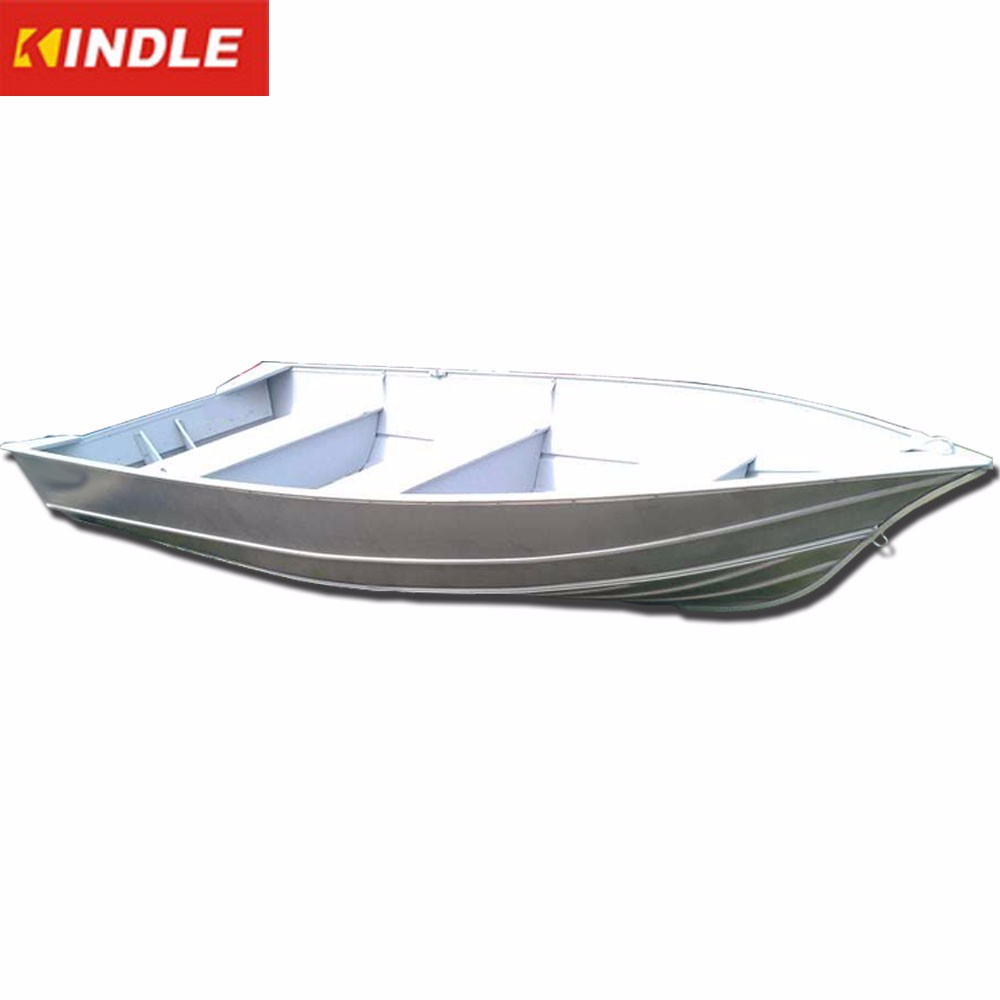 Utility 12ft Best Welded Aluminum Flat Bottom Boats