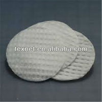 China manufacturer sppulies organic cotton wool pads for face with CE approved