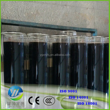 Three target solar vacuum tube manufacturer in China