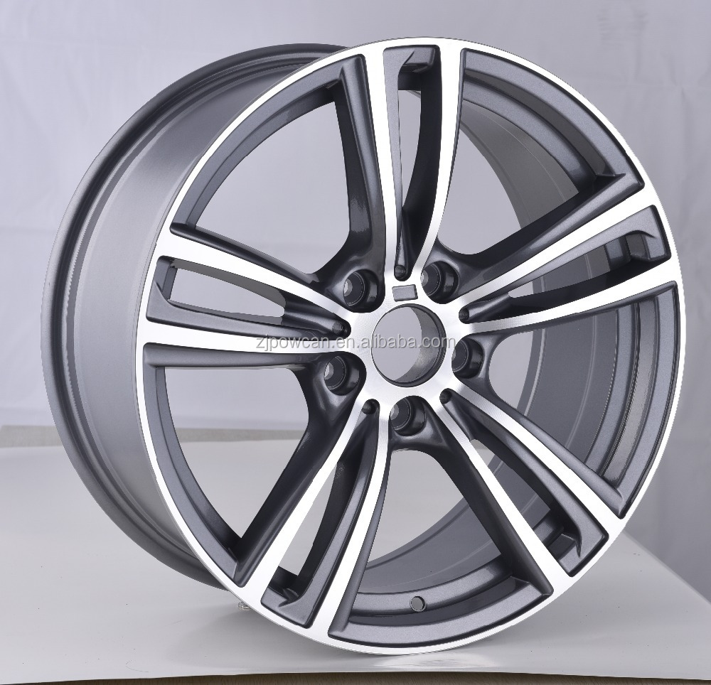 TUV JWL car wheel for Bm alloy rim wheel rim alloy pcd 108 rotiform replica alloy wheel with POWCAN and Baokang produce