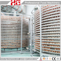 food equipment bread/cake/biscuit cooling tower