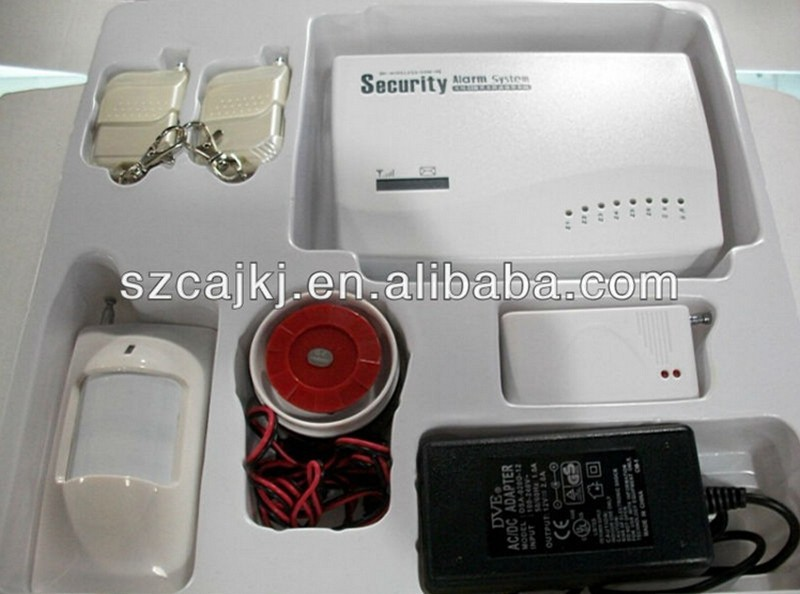 economic auto dial wireless alarm sms gsm sender AJ-G10A