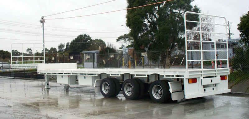 Stonestar Extendable Drop Deck Trailer with Australian ADR Certification