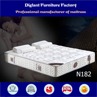 Natural soft water talalay latex mattress ( N182)