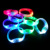 Sound Sensor LED light up Wristband bracelets