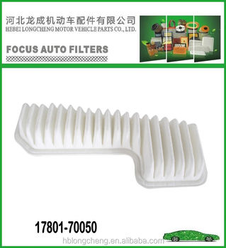 17801-70050 filter of automotive parts guangzhou
