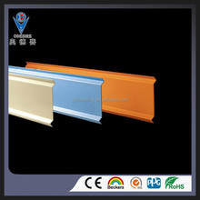 Popular design S shaped screen aluminum ceiling with best quality and low price