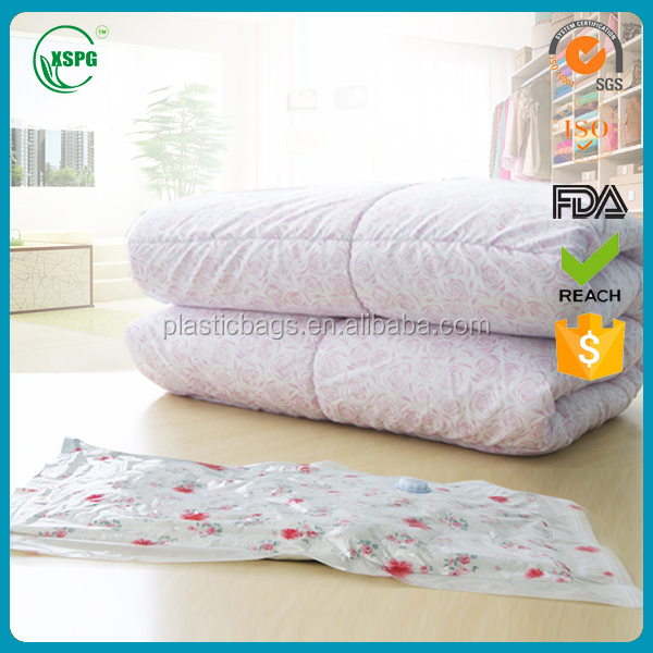 Cloth Vacuum Cleaner Storage Bag Wholesale with Valve