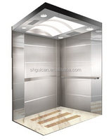 450kgs 6 person small passenger elevators