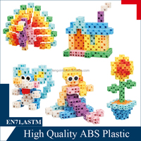 High quality 200pc block set kids games and toys