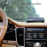 Smartfrog 2015 new 4 in 1 portable car air purifier ionizer