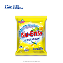 high quality household cleaning detergent washing powder for Machine Washing Powder