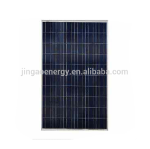 Competitive price with good quality 250 watt solar panel