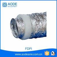 Fire Resistant Flexible Duct