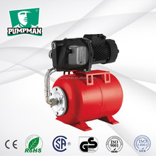 Pumpman automatic garden water suction with pressure tank JET primming pump