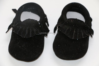 Spring and Autumn paragraph Baby Moccasins Soft Soled Baby Boy Shoes Girl Newborn Infant Baby Shoes First Walker
