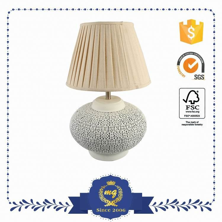 Hot Product Wholesale Handmade Paper Table Lamps