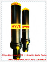 Hgh quality hydraulic type cylinder used for dump truck