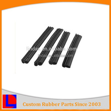 elastic custom made good quality extruded recycled rubber products