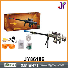 Safe plastic paint ball guns toy