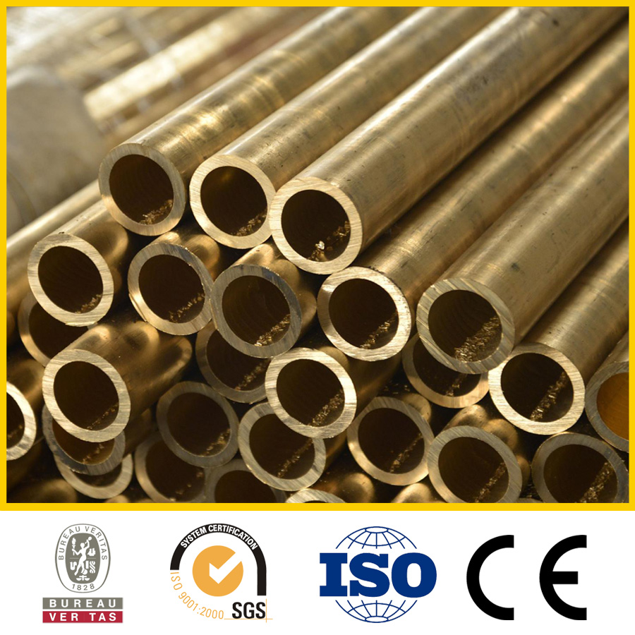 Hot sales copper alloy pipe C65500