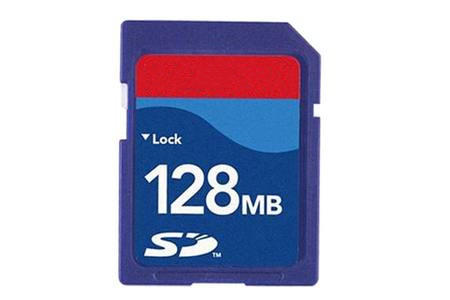 Cheap wholesale OEM 128MB SD card sd memory card