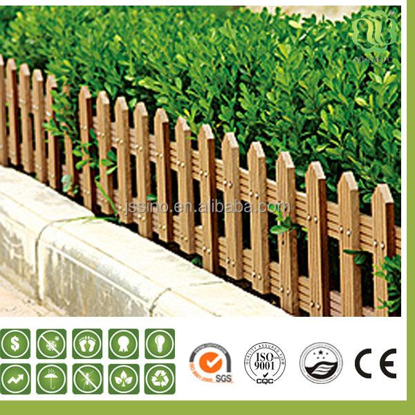 Giardino watt per canale recinzioni di legno composito di - Ringhiere per giardino ...