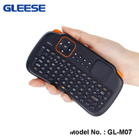 2.4G mini i8+ Wireless Keyboard Touch Pad mouse Backlit gaming Keybord for HTPC Tablet Laptop PC