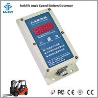 Guangzhou N-EC Vehicle speed limiter use for 48v forklift electric motor and diesel forklift