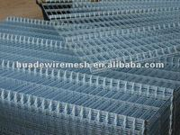 welded wire mesh railway fence