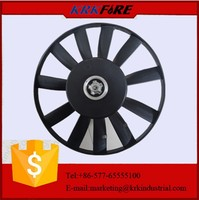 Car VW Radiator Engine Parts Cooling Fan Motor For Volkswagen golf 1H0959455AB
