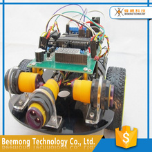 Educational Arduinos ZL-B3 Obstacle Avoidance Mini 2WD Smart Robot Car Chassis Kit