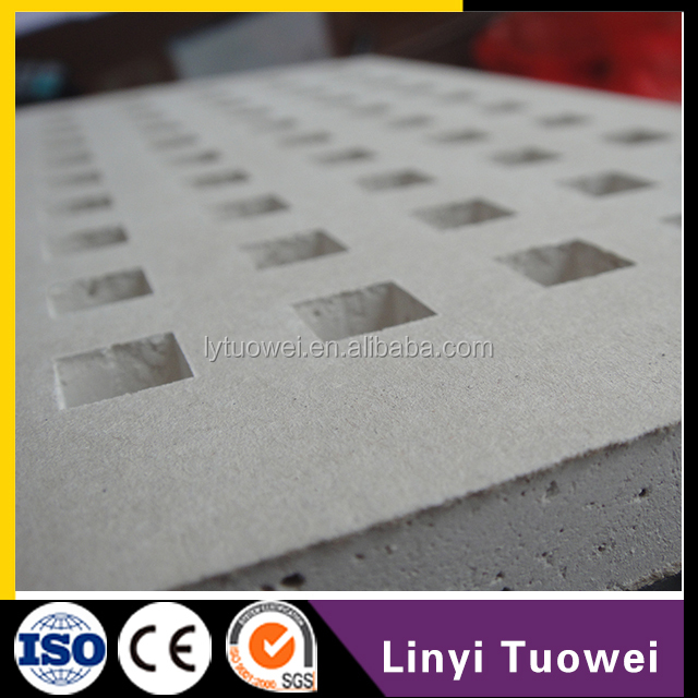 High Quality Calcium Silicate Ceiling Perforated Particle Board