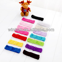 crochet headbands material for babies wholesale