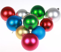 New Colors Shiny Sparkly Holiday Decoration Christmas ball