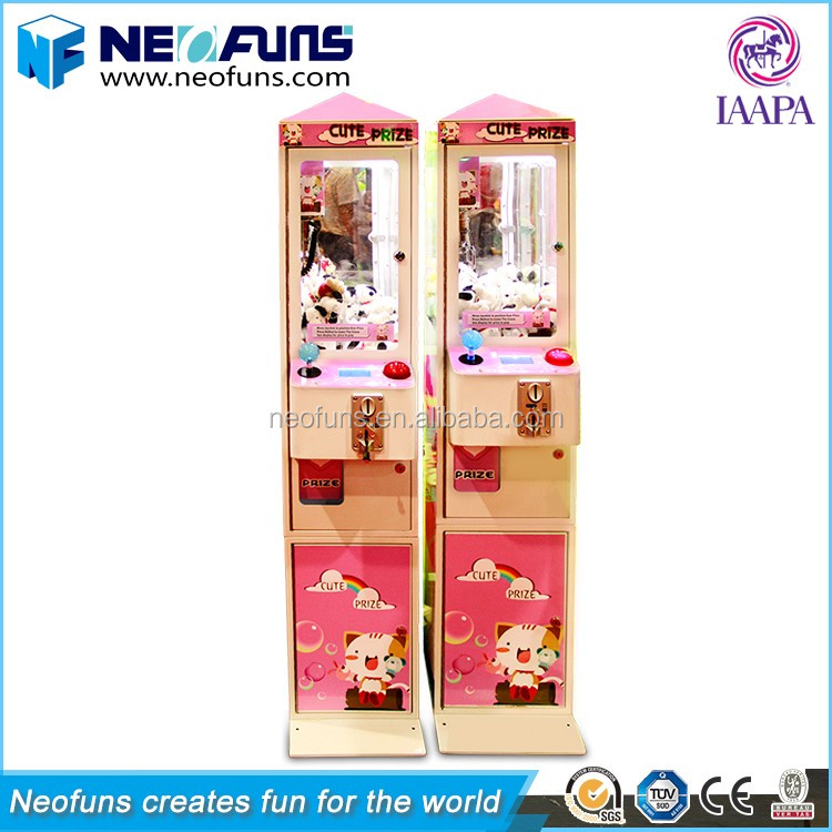 Most Popular Super Mini Doll Mini Claw Machine,Mini Toy Claw Machine,Mini Claw Machines For Sale