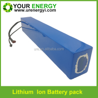 voltage 24v 36v 48v lithium ion battery with 10ah 20ah 30ah 40ah for electric bike