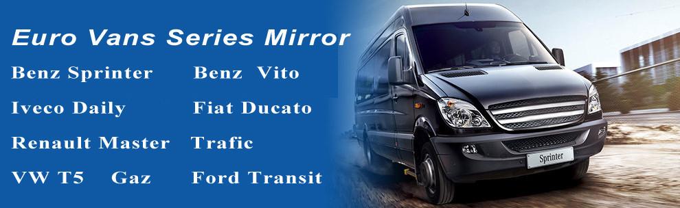 RHD TYPE  Door Wing Mirror 9068106116 FOR VOLKSWAGEN CRAFTER 9068106016 FOR BENZ SPRINTER 2006