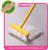 coloured plastic clip mop with handle ,VB304-450