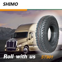 SHIMO ST901 chinese brands truck tires for sale in korea 9.00R20