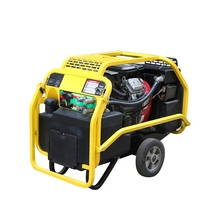 road construction driveway repair hydraulic power station joint sealing machine high performance diesel burner bitumen sealer