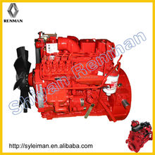 4-cylinder diesel truck engine for sale