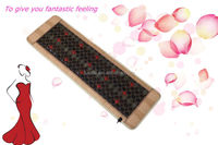 Infrared heating mattress massage pad jade massage mat vibrating massage bed mattress