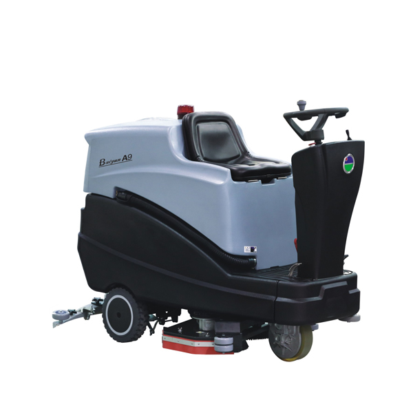 A901 Ride-on Floor scrubber Cleaning Equipment