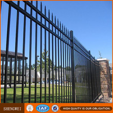 Low Carbon Steel Fence/Gate Designs For Home