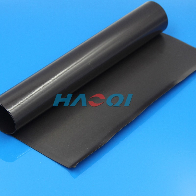 flexible high performance thin Soft rubber magnetic roll rubber fridge magnet
