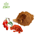 Top Quality Goji More Powder/Wolfberry Fruit Powder From GMP Certificated Manufacturer